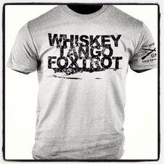 www.gruntstyle.com  WTF t-shirt.