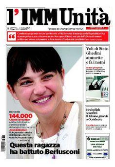 Chiude l' Unità, Berlusconi la compra...