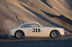 1955 Maserati A6G / 2000 Berlinetta by Zagato