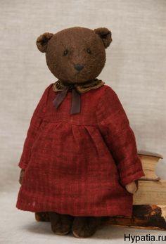 #teddy bear by Hypatia.