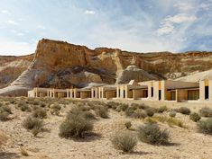I-10 studio: amangiri resort, utah