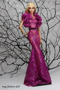 Meg Fashion Outfit for Kingdom Doll Deva Doll ''Glam I'' | eBay