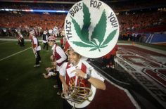 NCAA Fires Up New Marijuana Rules For Student-Athletes