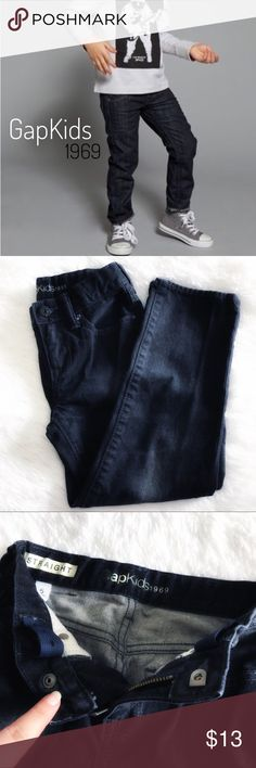 ▪️Boys GapKids Black Jeans▪️ ▪️Boys GapKids Black Jeans▪️ ▪️Excellent Condition  ▪️Size 5 with adjustable waistband  🙋🏻‍♀️Reasonable Offers Welcome 🌈Bundles = Discounts 📦Be mindful of 5lb shipping limit  🏆Ambassador ⭐️Trusted Seller  🛑Please NO LOWBALL OFFERS  ☕️Thank you for shopping my closet Gapkids Bottoms Jeans