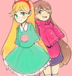 star vs the forces of evil kiss cartoon - Google Search