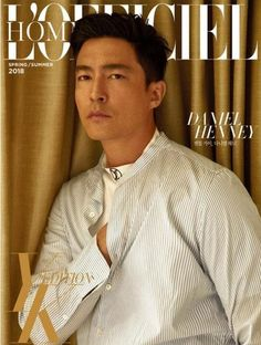 Kai And Daniel Henney Both Cover The Spring/Summer 2018 Issue Of Arena Homme Plus YK Edition | Couch Kimchi