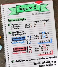 Mapa mental sobre REGRA DE TRÊS Bullet Journal Planner, Bullet Journal School, Lettering Tutorial, Mental Map, Study Organization, School Study Tips, Study Hard, School Notes, Study Inspiration
