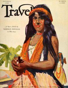 Travel magazine - November, 1929