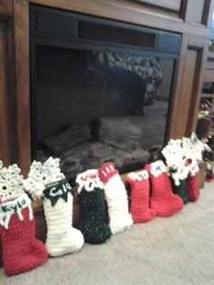 a stocking for every grandchild