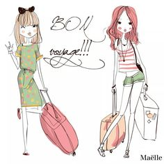 That moment you realise Maëlle includes travel incentives... Coming October 2016 - a beauty company like no other.