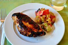 Tonight's Dinner: Margarita Chicken