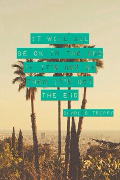 Charles Trippy Quote