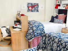 Dorm room decor from Dorm Decor.