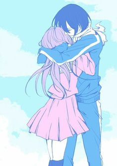 Yato and Hiyori // Noragami Noragami Anime, Yato And Hiyori, Film Manga, Manga Anime, Manga Love, Anime Love, Anime Amor, Yatori, Arte Sailor Moon