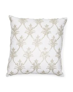 $29 at TJ MAxx 18x18 Hand Beaded Pillow