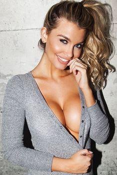 Beautiful model tits