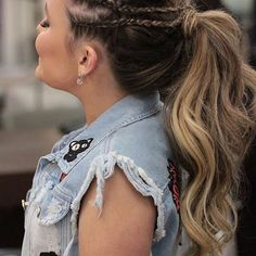 #Repost @applarissamanoela (@get_repost) ・・・ Um amor por esse cabelo, por essa foto ❤️ #applarissamanoela