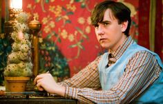 Neville Longbottom & his mimbulus mimbletonia