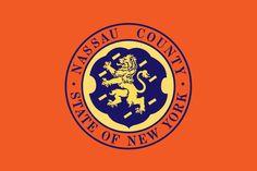 Flag of Nassau County, New York