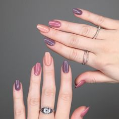 Photo And Video, Nails, Instagram, Ongles, Finger Nails, Sns Nails, Nail Manicure