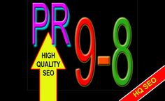 create effective link building strategy 20 Backlinks PR9 and PR8 for $5, on fiverr.com #SEO
