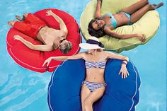 Bean Bag Float | 22 Ridiculously Awesome Floats