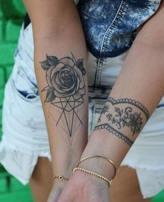 Love both, but I'm obsessed with the band tattoo
