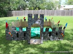 A mama with ideas...: Medieval Knights & Princesses Party Theme Ideas...