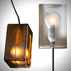 Swedish Designed Block Lamp