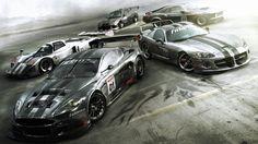 Download Wallpaper 1920x1080 Grid autosport, Codemasters racing