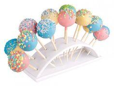 Popcake Halter Ständer Porzellan Cakepop Popcakeständer Pop Cake Kuchenlolli NEU in Möbel & Wohnen, Kochen & Genießen, Backbleche & -formen | eBay