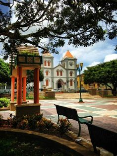 Aibonito,  Puerto Rico.  PR Historic Buildings society