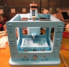 build your own CNC machine (for those who are much more capable than myself :)