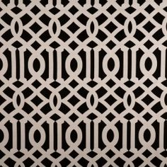 Reserved for Kristen / Imperial Trellis Drapery by WillaSkyeHome