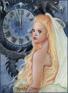 Cinderella by KaterinaArt