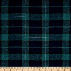 Yarn Dyed Flannel Plaid Hunter/Navy Fabric By The Yard Ne... https://www.amazon.com/dp/B017L4ZKWA/ref=cm_sw_r_pi_dp_x_wV7szbB9C13SB