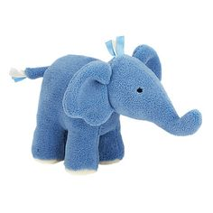 Buy Jellycat Chime Chums Elly, Blue Online at johnlewis.com