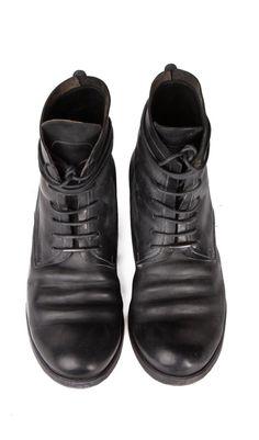 1.5 H16 Black Cordovan Full grain Boot