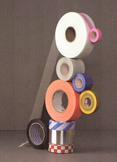 Tapes by Omar Sosa for Apartamento.