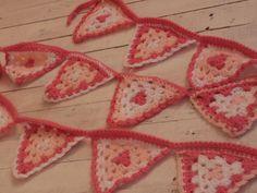 banderines crochet