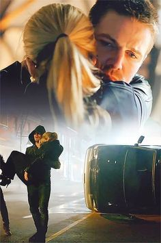 """When you are there, it just makes me realize how much i need you here."" #Olicity ♥"