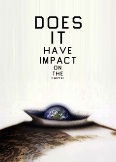 """does it have impact on the earth"" Traumverarbeitung inspiriert durch Künstler und Fotograf Ed Ruscha 2013 martin rausch Earth, Movie Posters, Movies, World View, Film Poster, Films, Movie, Film, Movie Theater"