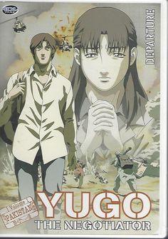 Yugo the Negotiator - Pakistan 1: Departure (DVD, 2005)