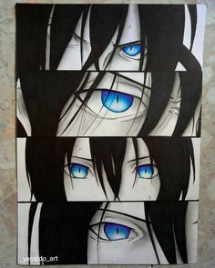 "( ""Yato from Noragami Art Manga, Manga Drawing, Anime Art, Manga Anime, Anime Noragami, Death Note, Tokyo Ghoul, Attack On Titan, Pokemon Human Form"
