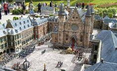 The Hague -- Madurodam, Miniature City -- Holland