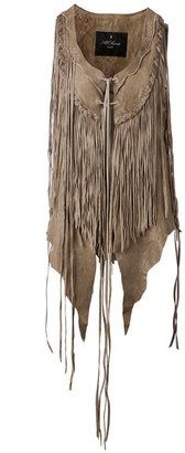 Hippie Boho Bohemian Style ~ Boho Suede Long Fringe Vest. For more follow www.pinterest.com/ninayay and stay positively #inspired
