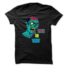 (Top Tshirt Popular) Halloween TRICK or TREAT 06 [Top Tshirt Facebook] Hoodies, Tee Shirts