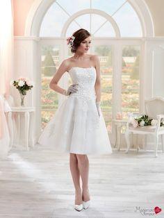 Mlle Kesia, collection de robes de mariée - Mademoiselle Amour