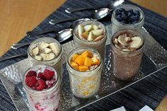 no cook overnight oats
