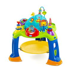 I just got the Obounce Activity Center™ to review and my son LOVES it!!! Review and giveaway on my blog to come www.babylishadvice.com - make sure to check in